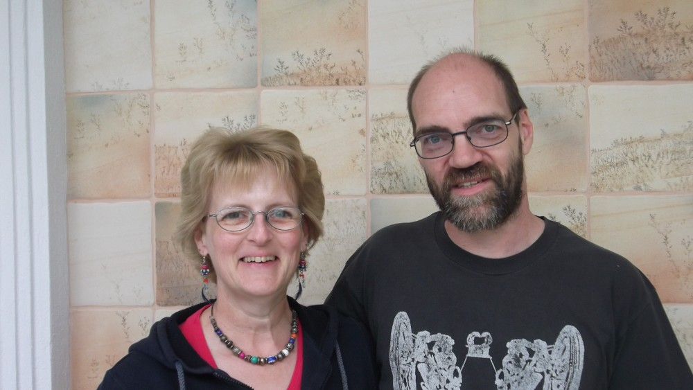 Picture of Ian and Sue Paxton